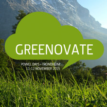 Powel-dagene 2015 - Greenovate