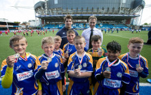 BT gives boost to community rugby in the heart of Welsh capital with Cardiff Blues