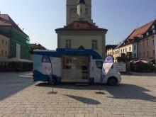 Beratungsmobil der Unabhängigen Patientenberatung kommt am 04. Februar nach Deggendorf.