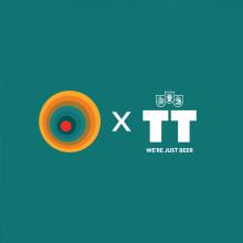 Den elektroniska musikfestivalen Into the Valley inleder samarbete med ölvarumärket TT
