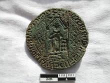 Amatørarkæolog finder kendt ærkebiskops personlige segl