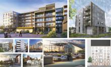 Stor variation av bostäder i Vallastaden – försäljningen i full gång