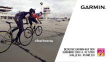 Garmin auf der EUROBIKE 2018: Eine Handvoll Neuigkeiten