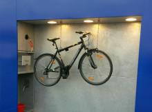 OKQ8 fortsätter satsning på människor i rörelse - med cykelvårdsplatser