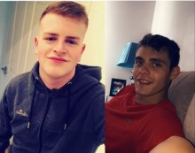 Tributes paid to two men who were killed in a collision near Winchester