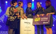 Torpa Parkloppis är vinnare av priset Årets goda kraft 2018