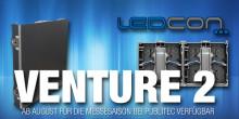 publitec erweitert Mietsortiment – 2 mm LED-Material für die Herbstsaison verfügbar