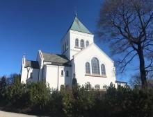 Vito servar kyrkan och försvaret i Norge