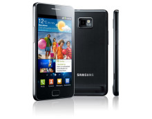 Start för förhandsbokning av Samsung Galaxy S II