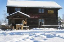Julhelg i underbar dala-miljö, vintervackra Tällberg och Hotell Klockargården