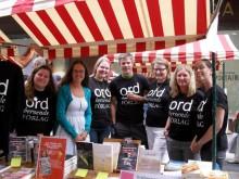 Träffa Ordberoende författare på Stockholms Kulturfestival - Världens längsta bokbord!
