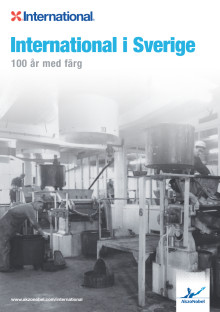 International i Sverige - hundra år med färg