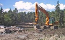 Ekholmsnäs Golf Lidingö påbörjar om- och nybyggnation av golfanläggningen