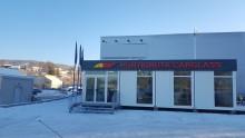 Hurtigruta Carglass har åpnet nytt mobilt verksted på Lillehammer