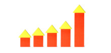 Bostadsbyggandet fortsätter öka