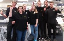 JYSK-medarbejderne i Skalborg har vundet to dages ophold