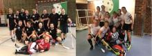SVEA och Östtorps VVS segrade i Nyköping kval i Sweden Floorball Cup