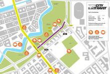 Karta Citytravet
