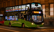 Go North East offers a safe ride home to region's night owls
