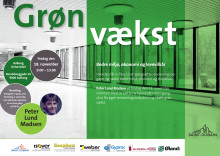 Invitation: Grøn Vækst d. 18. november 2016