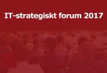 IT-strategiskt forum för Sveriges kommuner