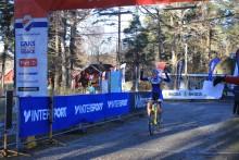 Resell, Wærenskjold, Sveum og Johannessen ble kåret til Norgesmestere i sykkelkross 2017.