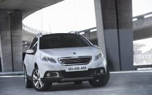 Peugeot indtager Genève Motor Show med verdenspremiere på 2008 og en ny miljøoffensiv