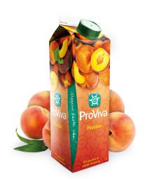 ProViva välkomnar höst och kyla med nya smaken Persika – med samma härligt fylliga konsistens som originalen Blåbär och Nypon
