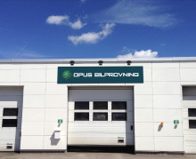 Opus Bilprovning fortsätter att expandera