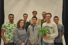 Grön inomhusmiljö vinnare i Venture Cup