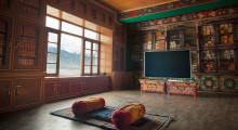 Samsung ger tv-serie-tokiga nordbor  möjlighet att titta ostört på tv i 100 dagar