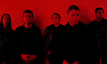 Buldrende black metal + drømmende shoegaze = Deafheaven