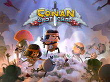 SURPRISE! Funcom's Conan Chop Chop is a real game