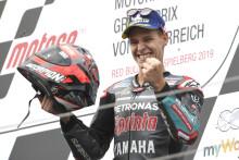 ロードレース世界選手権 MotoGP(モトGP) Rd.11 8月11日 オーストリア