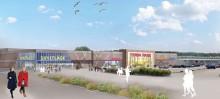 Hårda miljökrav vid utbyggnad av köpcentrum