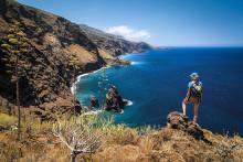 Nyhet vintern 2016/2017 - vandringsresor på La Palma