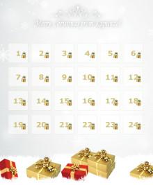 Rapunzels Julkalender anno 2013