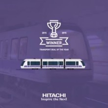 "Hitachi Rail Italy awarded the ""Project Finance International"" for the Milan and Lima metro projects"