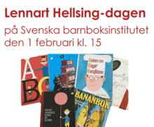 Lennart Hellsing-dag på Svenska barnboksinstitutet