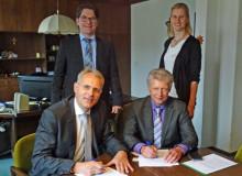Sicherer Strom für Bürger und Firmen in Plößberg