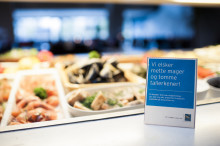 ​Nordic Choice Hotels til bords med konkurrenten for mindre matsvinn