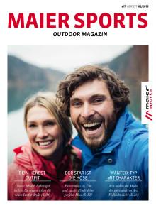 Maier Sports Magazin Herbst 2019