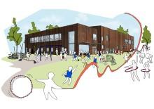THiLT Engineering AS og CCL Norway AS samarbeider med Backe Nordvest AS på Brandengen Flerbrukshall i Drammen.