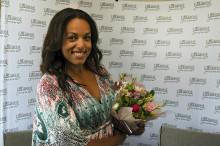 Elaine Eksvärd utnämnd till Läkerol Voice of the Year 2016