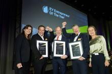 Gabler er kandidat til EY Entrepreneur Of The Year