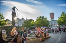 Kalmar Stadsfest ger mycket tillbaka