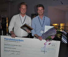 Pannband för epilepsidiagnos vann Swedish Embedded Award