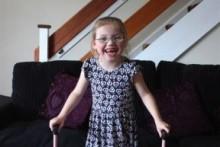 Help Grace walk