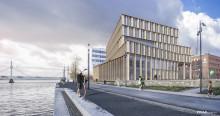 Vinst i parallellt uppdrag – FOJAB ritar ny byggnad för Göta Hovrätt och Kammarrätten i Jönköping