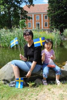 Fri entré när vi firar nationaldagen på Kulturen i Lund